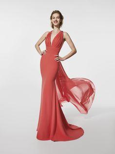 Foto vestido de festa vermelho (62015)