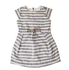 Super chic with a vintage charm. The Zipper Dress by Cavelle Kids. Made in the USA.