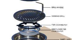 Dynamic Korean Barbeque System @ www.koreanbbqgrills.com
