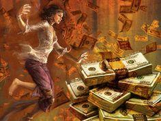 Шепотки на удачу и деньги