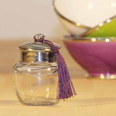 """Marmeladenglas mit orientalischer Quaste. """"Sevil"""" www.albena-shop.de"""