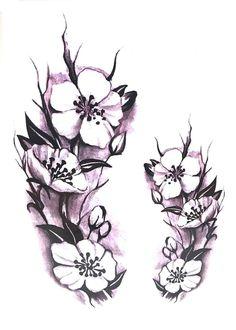 UneTattoo QS-A089 Temporary Tattoo 15*21 CM