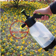 2L Hand Pressure Sprayer Plastic Nozzle Pump Type For Garden Irrigation Garden Supplies Home Sprinkler A111