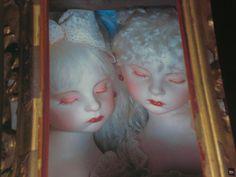 Doll artist / Koitsukihime. Photograph / Sakichi Kataoka. Ningyohime (1998)