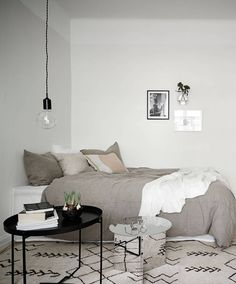 Home Decoration Classic .Home Decoration Classic Neutral Bedroom Decor, Best Bedroom Colors, Modern Bedroom Decor, Room Decor Bedroom, Home Bedroom, Luxury Bedroom Furniture, Aesthetic Bedroom, Minimalist Bedroom, Luxurious Bedrooms