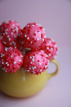 love and butter: valentine cake pops, 2014 diy valentine's day food gift