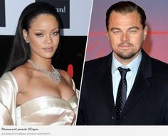 New trending story from People : Leonardo DiCaprio and Rihanna Meet Up in Paris But Are 'Just Friends,' Says Source. Leonardo Dicaprio And Rihanna, Amber Heard Age, Rihanna Photos, Entrepreneur Inspiration, Just Friends, Best Actor, Hanging Out, Actors & Actresses, Meet