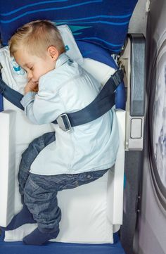 BedBox by JetKids  It's a suitcase. It's a bed. It's a miracle.  What else do you need when flying with kids?!
