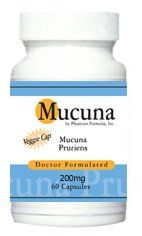 4 Bottles Mucuna Pruriens, L-DOPA, Natural Dopamine, Mood Support, 200mg, 60 Vcaps - Formulated by Ray Sahelian, M.D * Check out the image by visiting the link.