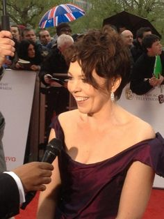 It is definitely Olivia Colman's year. She has won TWO BAFTA awards -- one for Best Supporting Actress for Accused (Mo's Story) and one for Best Female Performance in a Comedy for Twenty Twelve.   Twenty-Twelve, the mockumentary about the preparation to the 2012 Olympic Games starring Hugh Bonneville and narrated by David Tennant, also ...