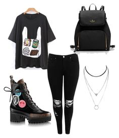 """""""cool???!!!"""" by emi7070 ❤ liked on Polyvore featuring Boohoo"""