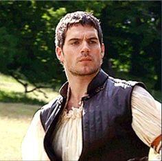 Love at 1st sight, right~ Henry Cavill :)