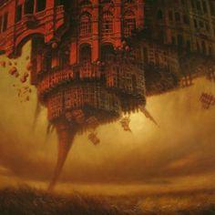 Surreal Cities | Marcin Kolpanowicz - Arch2O.com