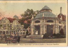 Brunnenpavillon 1915