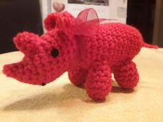 Rhino made by Susan