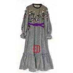 3D printED maxi dress for ED ONLINE www.erkandemiroglu.com