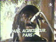 "Música. Fragmento del documental francés 'La Memoire du Peuple Noir - La Voix Jamaicaine' (1979), dirigido por Claude Fléouter. Ras Michael & The Sons Of Negus interpretan ""Run Aggressor Run"" (1976).  #Apartheid"