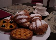 Delicous breakfast