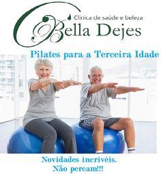 Bella Dejes Clínica de Saúde e Beleza: Em breve!!!