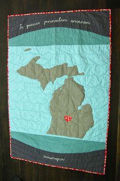 Coastal Quilts | Quilt design and Craft : michigan quilts - Adamdwight.com