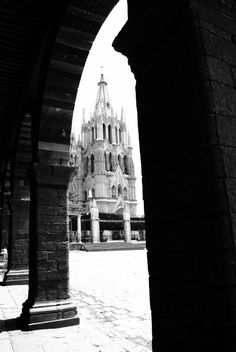 By Me. My favorite place in the whole world, San Miguel de Allende.