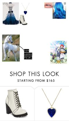 """""""meet Yūkan'na Shinderera"""" by getjinxed205 on Polyvore featuring Jeffrey Campbell and Jennifer Meyer Jewelry"""