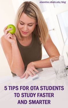 Don't pull your hair our trying to study for your OTA degree. Follow these tips to ease your studying burden.