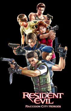581 Best Stars Images Resident Evil Resident Evil Game