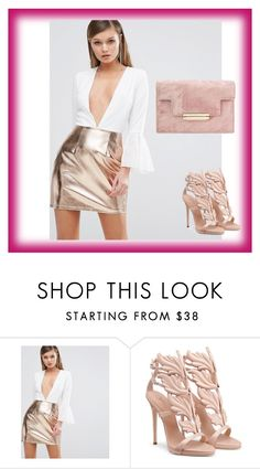 """"""","""" by nihada-niky ❤ liked on Polyvore featuring Rare London"""