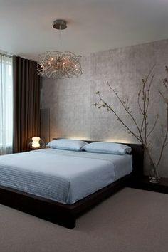 Modern High-Rise - modern - bedroom - chicago - Mia Rao Design