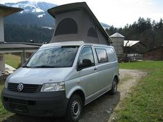 Volkswagen T 5, 2006, € 23.500,- - willhaben.at