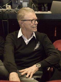 David Bowie, December 2015