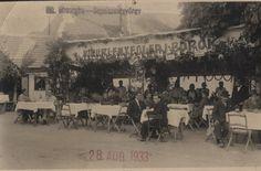 Sfantu Gheorghe - Gradina Sugas - 1933 Romania, Dolores Park, History, Country, Concert, Travel, Historia, Viajes, Rural Area