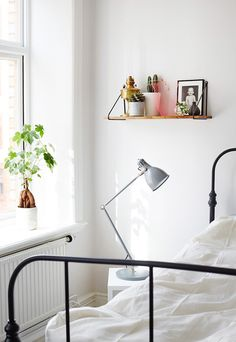 bedroom styling, sara landstedt