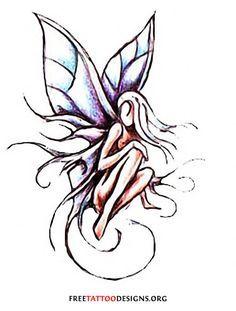 1000+ ideas about Small Fairy Tattoos on Pinterest   Fairy ...