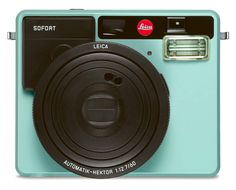 Leica Sofort Instant Camera / A present idea from the @nytimes 2016 Holiday Gift Guide