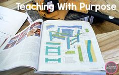 Curious Firsties: Teaching with Purpose