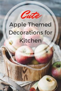 These apple decorations for kitchen make perfect gifts for those who love apple themed home decor. Their warm colors bring brightness and charm to any home! Apple Kitchen Decor, Apple Decorations, Warm Colors, Vegetables, Food, Warm Paint Colors, Essen, Vegetable Recipes, Meals