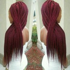 Red twists