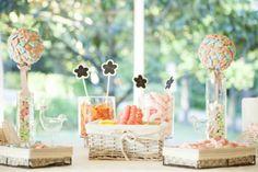 DIY candy bar, Las bodas de Tatín
