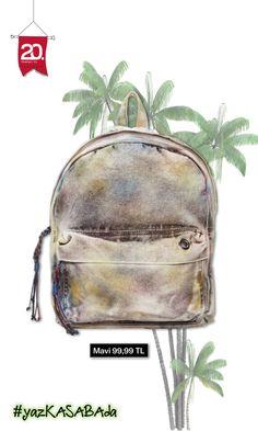 Kolların yükünü biraz da sırtınız taşısın    #gününçantası #bagoftheday #sırtçantası #backbag
