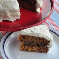 Most Memorable Marguerite Cake cake Molasses Raisins recipe Slab Cake, 1950s Food, Pinch Recipe, Fancy Desserts, Fancy Cakes, Cake Batter, Cupcake Cakes, Cupcakes, Let Them Eat Cake