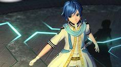 kaito shion | Tumblr Vocaloid Kaito, Kaito Shion, Anime Music, Love Blue, Killua, Diva, Princess Zelda, Friends, Singers