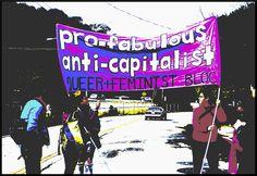 Pro-Fabulous, Anti-Capitalist Feminism, Revolution