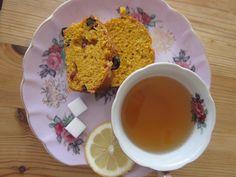 Pumpkin Bread recipe--perfect for late autumn brunch!