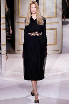 Giambattista Valli Spring 2013 Couture Fashion Show - Luca Adamik (NATHALIE)