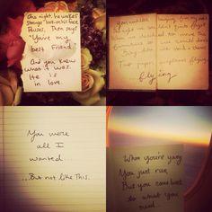 Bonus track, track 4, track 5 and track 11 #1989lyrics -Taylor Swift-