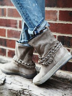 Sneaker or Boot or Just Plain Awesome?!