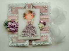 The Paper Nest: Ballgown Avery ....Hi everyone, its Kerry here, i'...