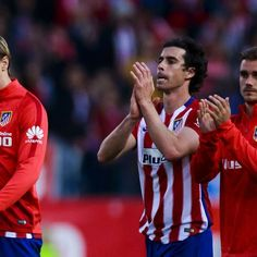 Atletico Madrid's Tiago out with hamstring injury suffered vs. PSV